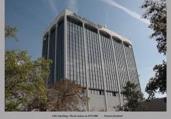 Ellis Building After SG-220 Exterior Solar Control Film