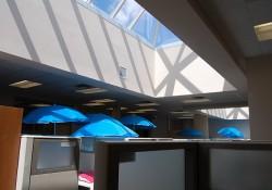Skylite Interior Before