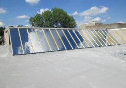 Skylite After SG-330 Exterior Solar Control Film